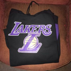 Lakers Hoodie Size XL